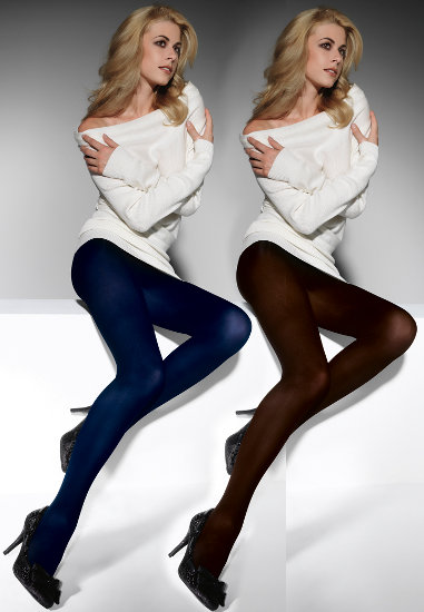 Cette Dublin 60 Plus size Tights Winter ranges X-Large / XL-Legs.com